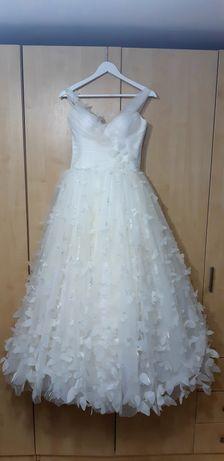 Rochie de mireasă model deosebit