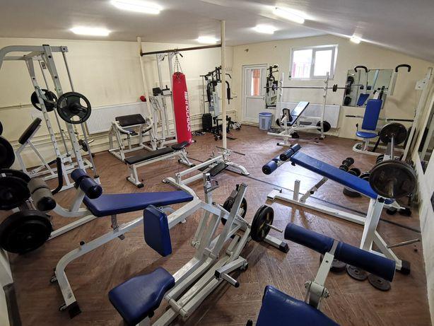 Sala fitness culturism