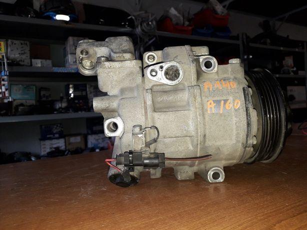 Compresor aer conditionat Mercedes A140 Benzină
