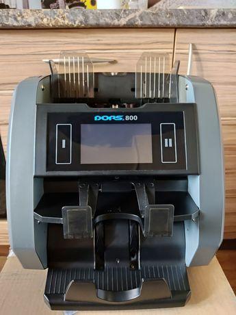 Счётчик Банкнот Дорс 800 7 валют (Счётная машинка )