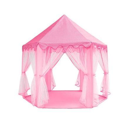 Cort de Joaca pentru Copii culoare Roz