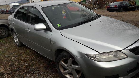 Мазда 6 1.8 Mazda 6 1.8 на части 2003 г.
