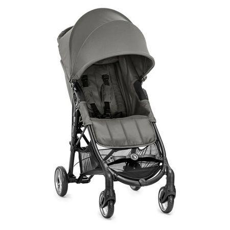 Carucior Baby Jogger City Mini ZIP/Steel Grey