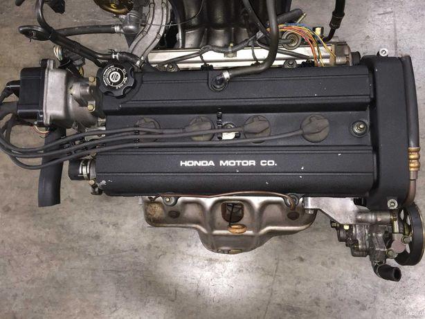Двигатель B20B на Honda CRV, Stepwagon