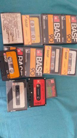 Casete audio BASF