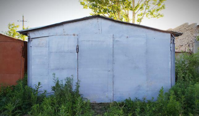 Продам гараж перевозной, каркас швеллер