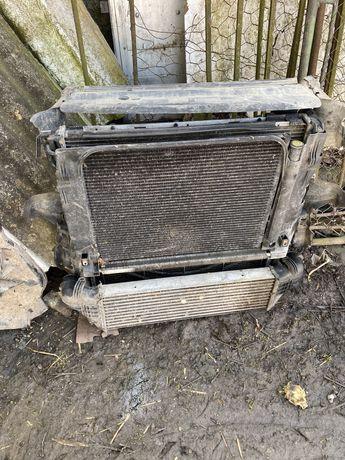 Radiator apa intercooler clima bmw e53 x5 3.0d