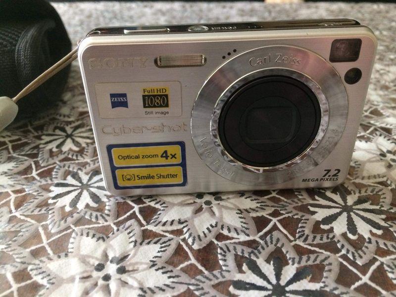 фотоапарат SONY гр. Хасково - image 1