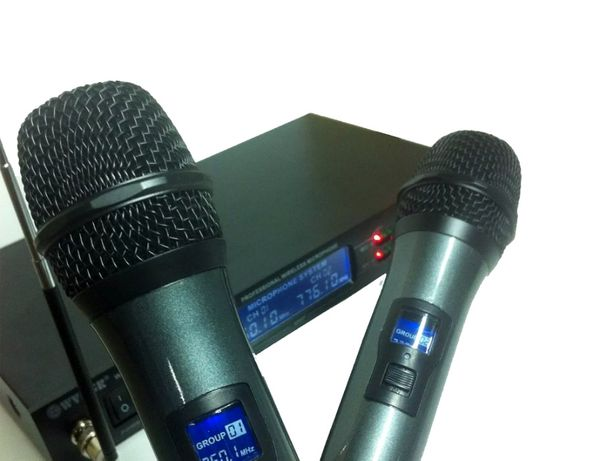 Sistemul de microfon Karaoke 2, WG-4000
