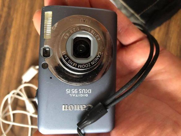 Фотоапарат за ремонт или части Canon Ixus 9515