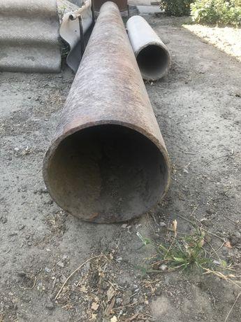 Труба, толшина 8 мм, длина 4 метр!