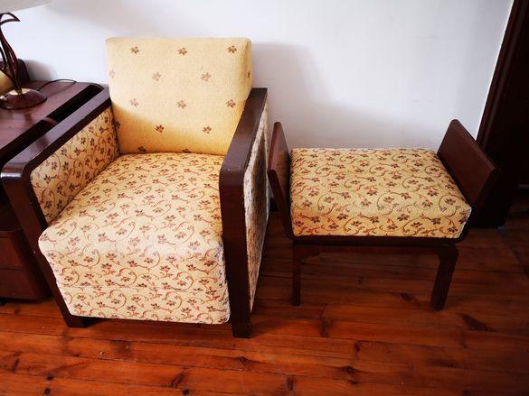 Ретро мебели от масив