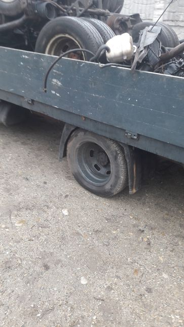 Butuc punte spate iveco daily
