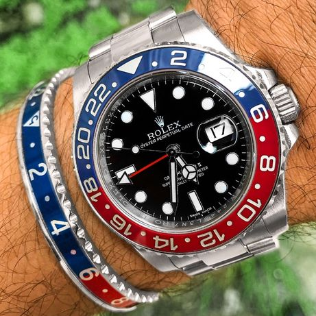 Rolex GMT-Master II Pepsi 116719BLRO
