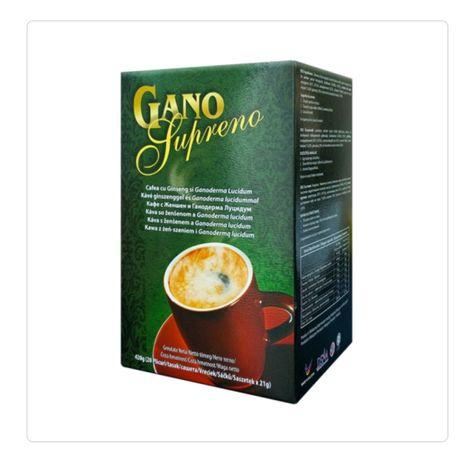 Gano Supreno - cafea cu ginseng