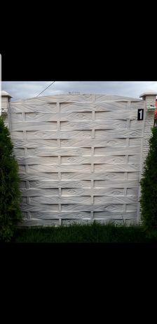 Gard beton/gard din beton/lacre gard/Gard/placi gard