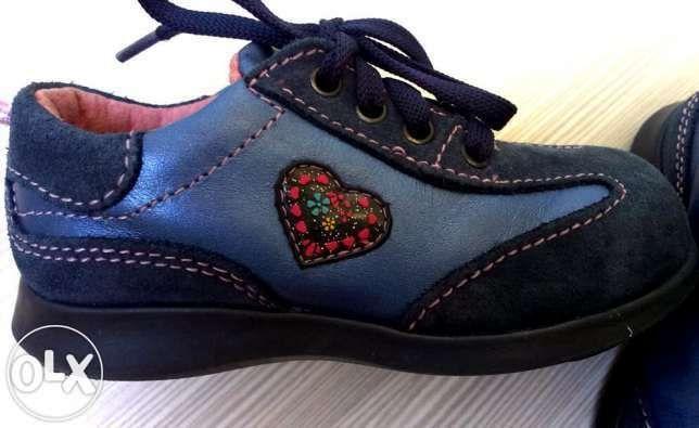 Pantofi Melania mar.24 piele integral super frumosi