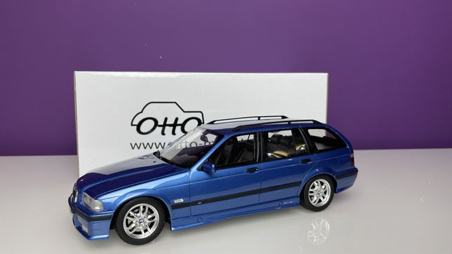 Macheta 1/18 - BMW E36 328i Touring M-Pack - Ottomobile