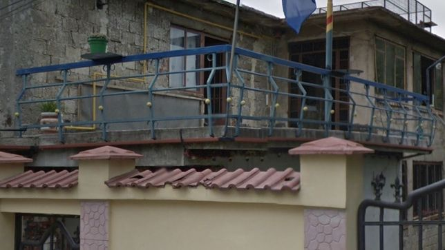 Vand balustrada metalica