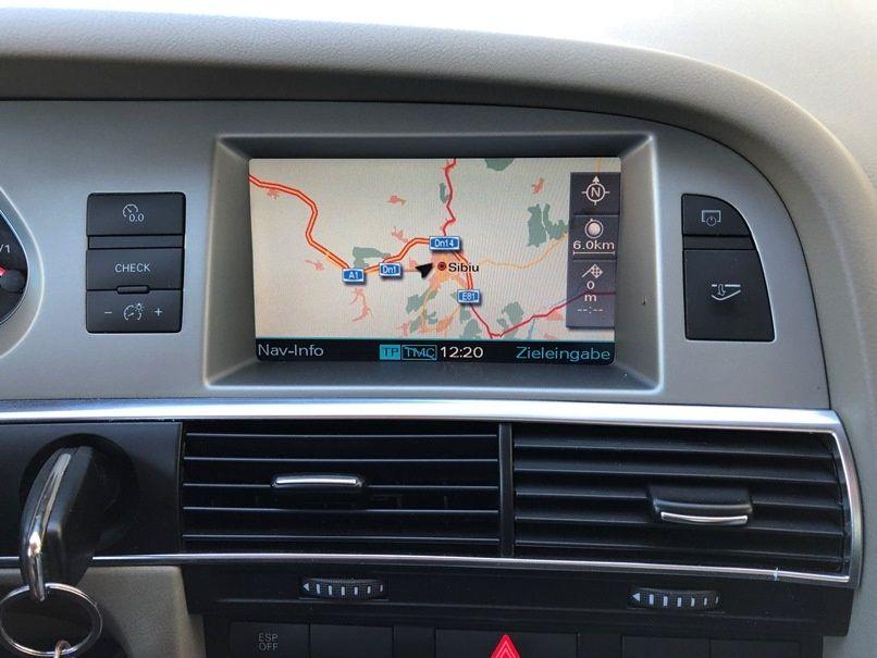 Audi MMI Q7 Dvd gps harti actualizate update 2020 Full Europa+Romania