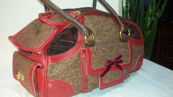 Дамска чанта  - бутиков стил