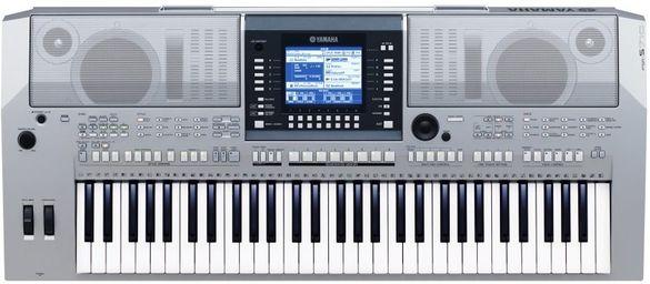 Digital workstation arranger keyboard YAMAHA PSR S710