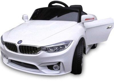 Masinuta electrica pentru copii Cabrio B8 (9998) Alb