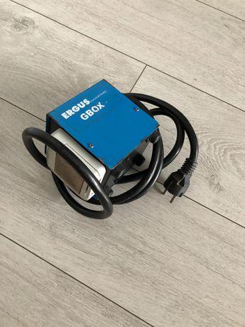 Protectie suprasarcina aparat sudura Ergus Box