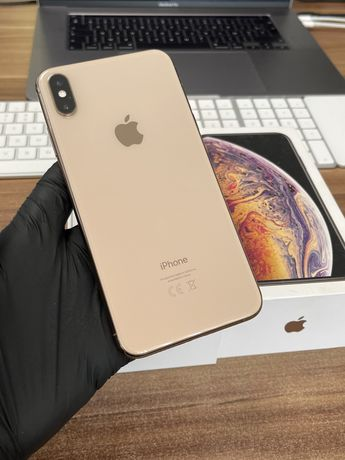iPhone Xs max / Gold / 64 gb / Second  