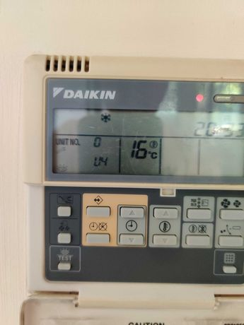 Daikin RQ125B8W1B