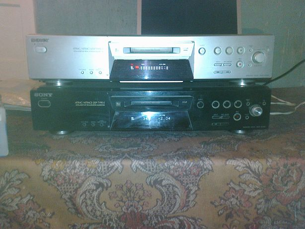 Sony MD JE - 480