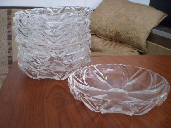 Кристални чинии