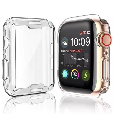 Husa Silicon Ceas /Apple Watch Seria 1 / 2 / 3 / 4 / 5 38 40 42 44mm