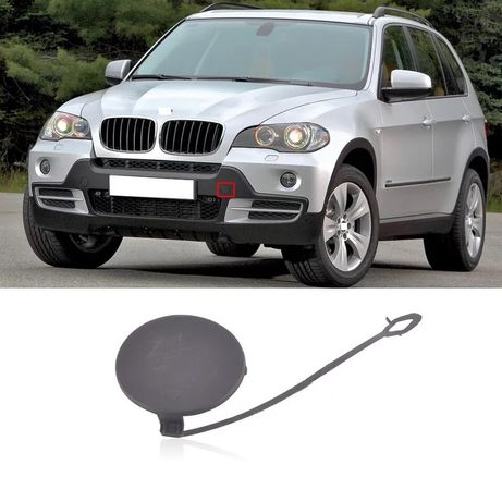 Капачка BMW E70 X5 теглич кука капак Бмв е70 Х5 Предна броня