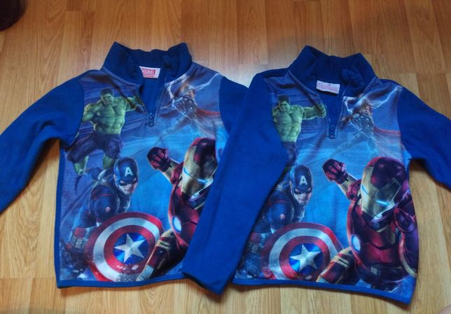 Pulovere Avengers mar 5-6 ani