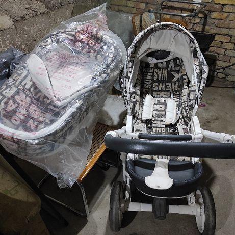 Бебешка количка 2в1 Bexa D'Angela
