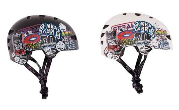 Oneal S M L XL Вело Каска BMX MTB DJ БМХ Нова Колело DH Downhill Cit