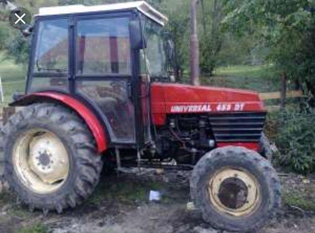 Parbriz geam luneta tractor Universal 453 (U453) U483