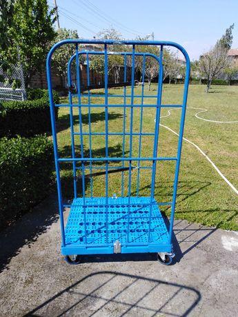 платформена количка до 500 кг