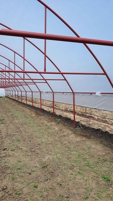 Sere solari tip tunel pentru legume flori etc..