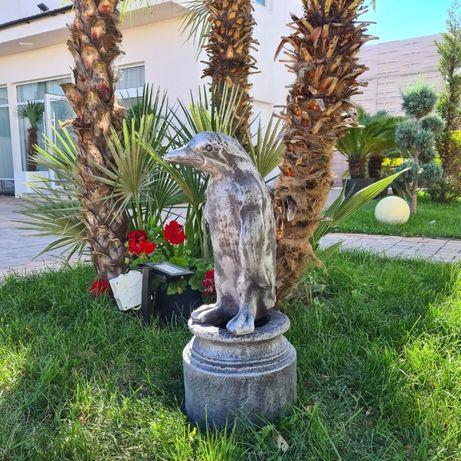 Statueta gradina,Pinguin,ornament de gradina,statue gradina