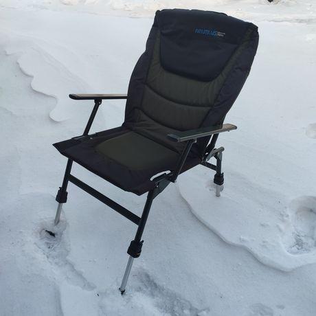 кресло карповое для рыбалки и отдыха на природе