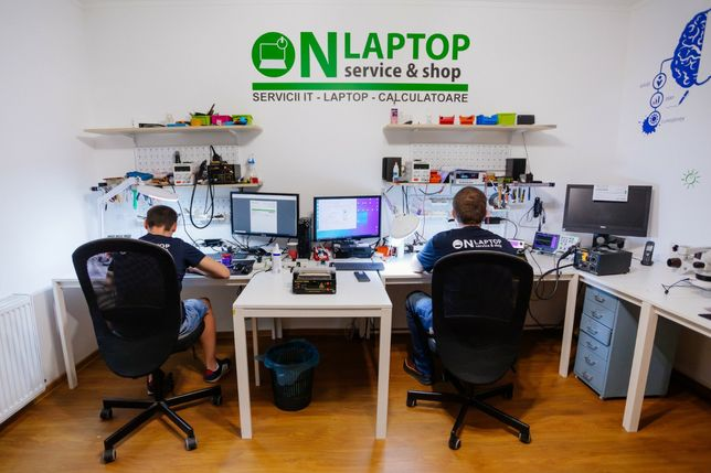 OnLaptop - Service laptop, reparatii laptop
