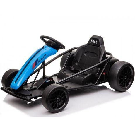 Masinuta Go Kart electric SX1968 700W 24V CU ROTI MOI #Albastru