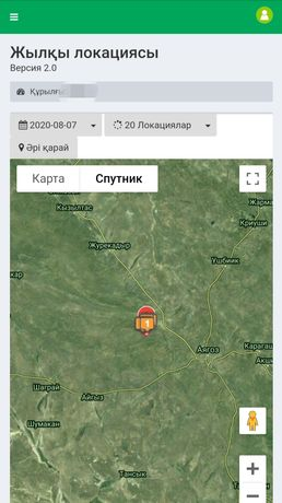 Спутникпен істейтін GPS құрылғылары