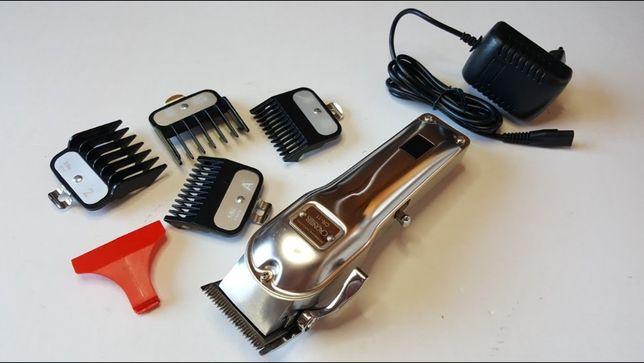 Профессиональная машинка для стрижки волос Cronier CR-11 (ДОСТАВКА)