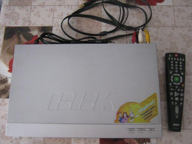 DVD плейер с функцией караоке