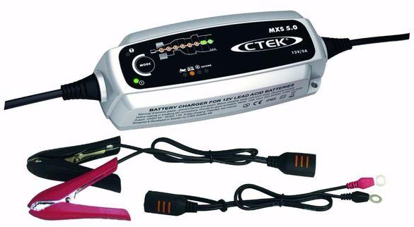 Зарядни за акумулатор CTEK