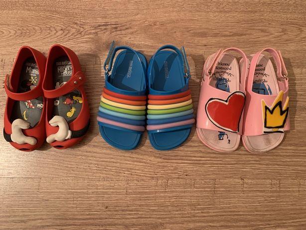 "Продаю сандали бренда ""Mini Melissa"""
