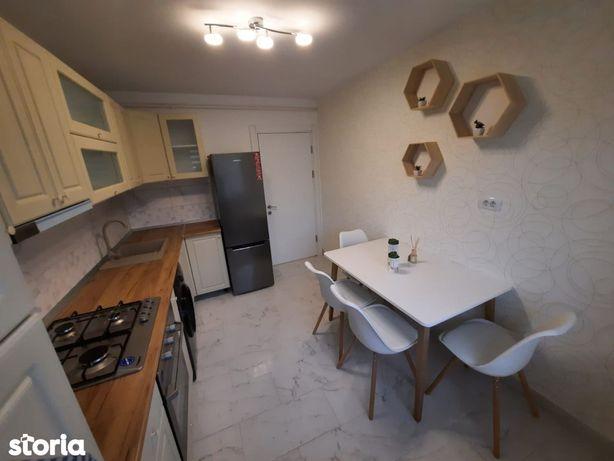 SC inchiriez apartament cu 1 camera 40mp mobilat utilat pe termen lung